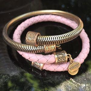 2 wrap bracelets!